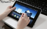 FlyTouch 3  10.1 Inch Android 2.2 Tablet PC with Wi-Fi + GPS