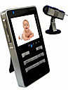 Handheld Wireless Audio Video Receiver and Baby Monitor