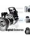 Vivikai - 12 MP Digital Camera with 2.4 Inch LCD Display and 4Digital Zoom