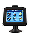 "3.5 ""draagbare high-definition touch-screen auto gps navigator - media - tf card"