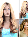 Beyonce's Fashionable Style Custom Full Lace Silky straight 16&quot; Indian Remy Hair - 27 Colors To Choose