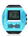 Watch Style MP3 Player with Micro SD Card (8GB)