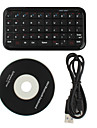 Mini Bluetooth 3.0 tastatur for iPad / iPhone (svart)