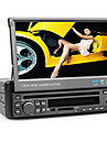7 Inch Digital Screen 1 Din Car DVD Player (GPS, TV, Bluetooth, RDS)