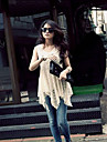 Women's Lace baby Doll Blouse(More Colors)