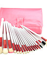 professionellen Make-up Pinsel mit freiem Fall 18pcs