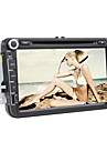 8 Inch Car DVD Player with 3D Interface for Volkswagen(GPS 800x480, Bluetooth, TV, RDS, PIP)