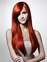 Capless Fashion Color Silky Straight Hair Wig Multiple Colors Available