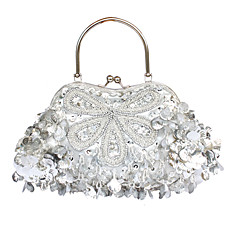 wholesale Gorgeous Sequin Evening Bag Handbag Purse Clutch (0438-6941). More Colors Available