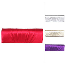 wholesale Gorgeous Satin/Silk Shell With Evening Bag Handbag Purse Clutch(0438-6983F33)
