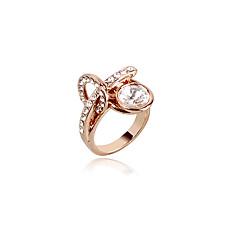 wholesale Amazing CZ/Alloy Fashion Ring (0986-jybr5)