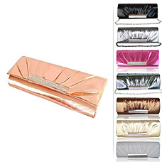 wholesale Gorgeous Leatherette Evening Bag Handbag Purse Clutch. More Colors Available (664)