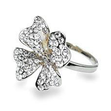 wholesale Amazing CZ/Alloy Fashion Ring (0986-j12)