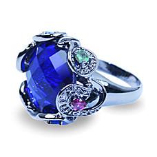 wholesale Amazing CZ/Alloy Fashion Ring (0986-j2)