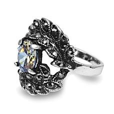wholesale Amazing CZ/Alloy Fashion Ring (0986-j9)