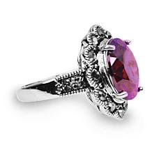 wholesale Amazing CZ/Alloy Fashion Ring (0986-j4)
