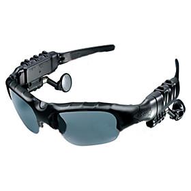 Sunglasses with Bluetooth (2GB, Black)