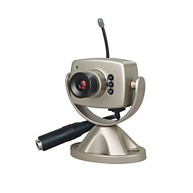 Wireless Micro CCTV Camera (2.4GHZ)