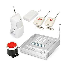 Alarma De Seguridad Para Casa