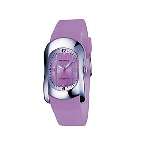 Pasnew Sports Watch With Pink Colour
