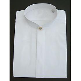 Camisas Sin Cuello De Hombre