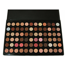 Professional 72 Colors Eye Shadow Palette