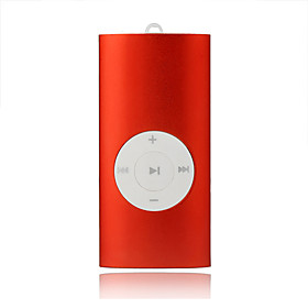 1GB Fashion Design MP3 Player (Red)