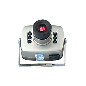 Wired Mini CCTV Camera with Color CMOS Sensor