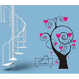 Wall Sticker - Love Tree (0565 - gz012)