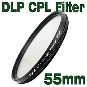 Emolux Digital LP CPL 55mm Filter (SMQ5516)