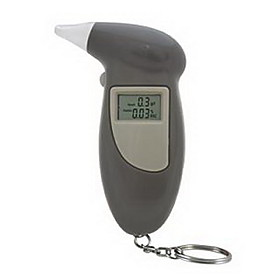 Portable LCD Alcohol Breath Tester 608