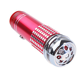 Cigarette Lighter Air Ionizer/Purifier