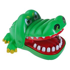 Crocodile Dentist Desktop Mechanical Toy
