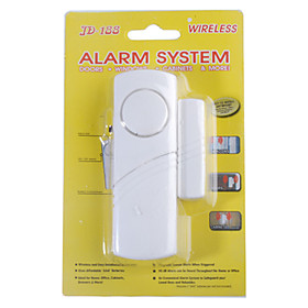 Wireless Magnetic Window and Door Security Alarm