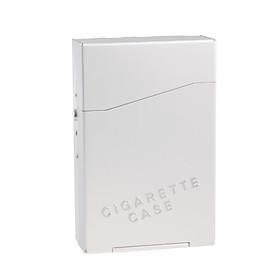 Classy Metal Cigarette Case