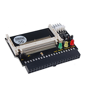 Compact Flash CF to Desktop IDE 40-pin Convertor Card