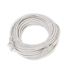 10 Meter RJ45 Category 5 Network LAN Cable (Grey)
