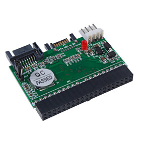 2-SATA Port to IDE Converter Board