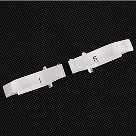Replacement L   R Shoulder Buttons for PSP Slim/2000 (White)