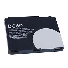 Motorola BC60 Compatible Rechargeable Li-ion Battery (3.7V 850mAh)