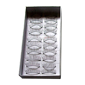 Natural Looking Fashion Lashes 113# - 10 Pairs Per Box