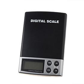 Precision Digital Pocket Scale (300g Max / 0.01g Resolution)