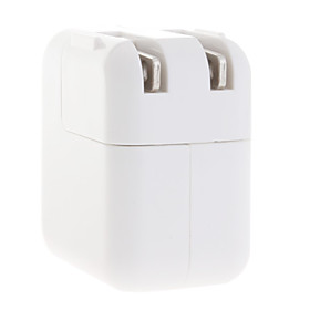 1000mA USB Power Adapter/Charger (100~240V/US Plug)
