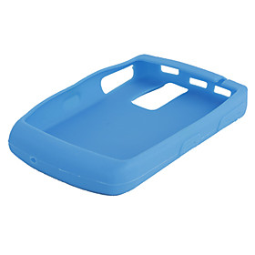 Silicone Case for BlackBerry 8300/8310/8320/8330(Blue)