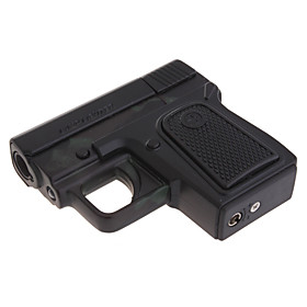 Gun Shaped Butane Jet Torch Lighter