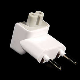 Interchange AC Adapter Plug Compatible with Apple (European)