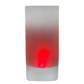 "Blow Sensitive Digital LED Candle with Stand - Can Be ""Blown Out"""