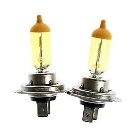Solarzen H7 12V 100W Halogen Fog Lamp (2-Pack)
