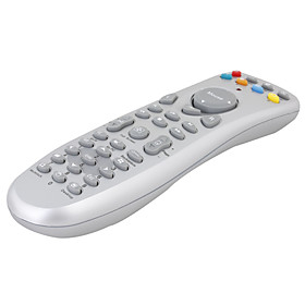 Driver-free Universal USB IR Media Remote Controller for PC (2 AAA)