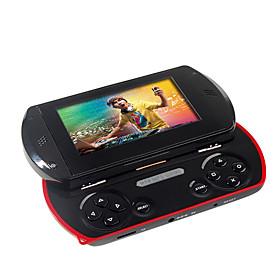 Juego Digital  Consola Estilo Psp 4gb 3 5 Pulgadas Con Fm Y Camara Digital